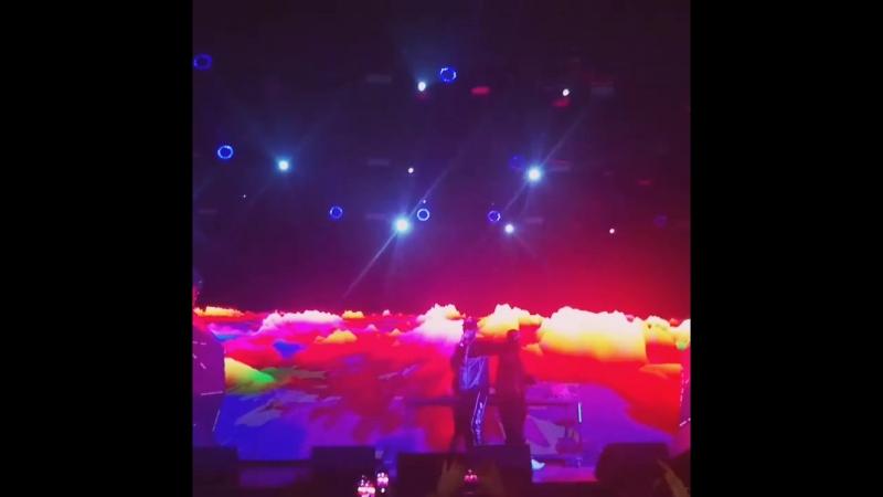 концерт MiyaGi Эндшпиль 5 октября 2018 года