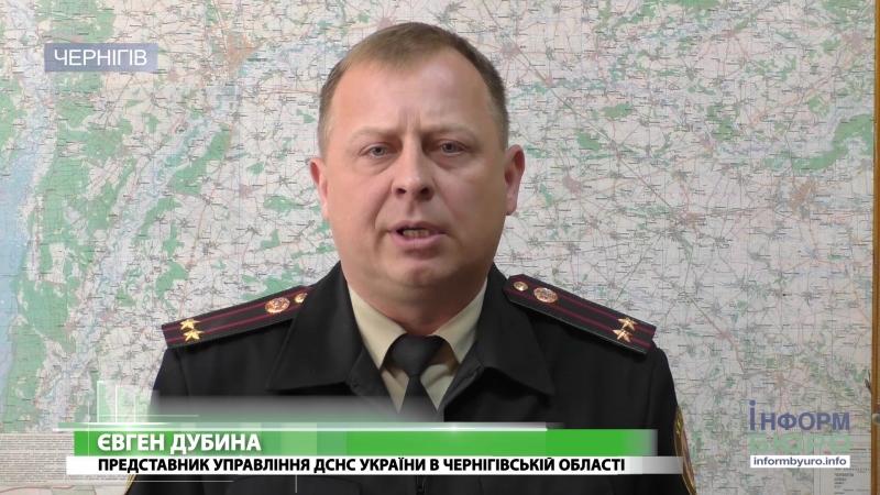 Через спалювання трави на Чернігівщині загорівся свинарник