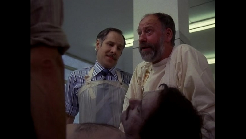 Дом ужасов Хаммер эпизод 13 Отмеченный Сатаной