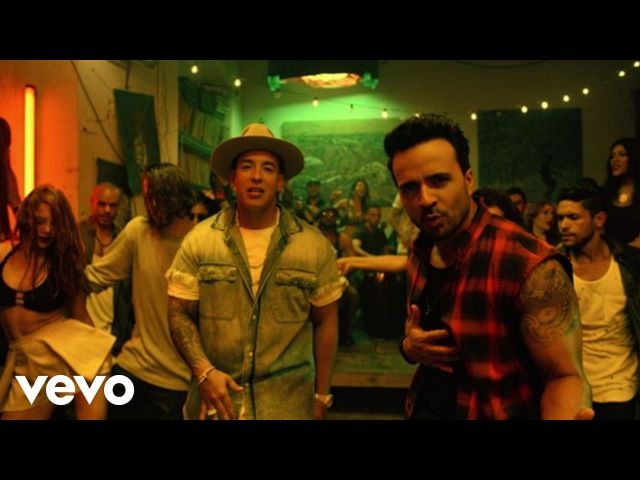 Luis Fonsi Despacito ft Daddy Yankee
