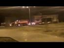 Ночью в Лисаковске горел ресторан «Орда»