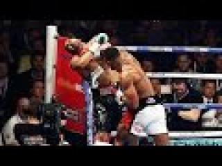 ПОЛНЫЙ БОЙ! Энтони Джошуа vs Эрик Молина | Anthony Joshua KO Eric Molina