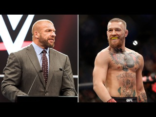 Is Triple H interested in signing Conor McGregor?