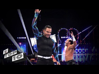 #My1 Your Most-Watched WWE Moments on YouTube - WWE Top 10: Oct. 10, 2017