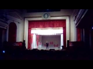 Отчетный концерт-A Song For You Rey Charles-Алексей Мишенин