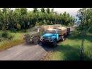 Игра которую мы любим Spin Tires Дорога в MudRunner 2
