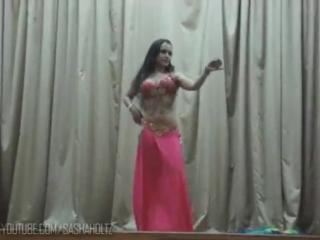 Sasha Holtz - E-Ventre 2010 _ dança do ventre _ belly dance 710