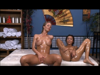 Web cam show and start playing with another woman  Nicole Aniston and Alina Li