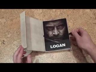 Logan: Noir Edition [Manta Lab Exclusive Series No. 8] Special Box