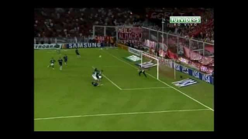 Independiente 3x1 Goiás Copa Sul Americana 2010 Final HQ ►