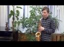 Je T'Aime - Lara Fabian (Saxophone cover)