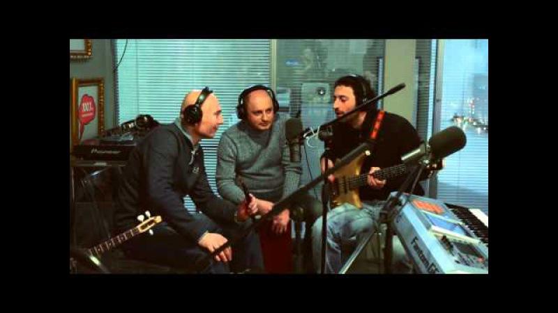 Группа Egari на Серебряном Дожде