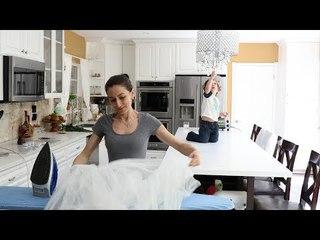 Գարնանային Մաքրություն - Spring House Cleaning - Mayrik by Heghineh
