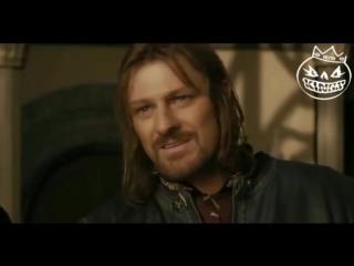 Пародия на # Властелин Колец # The Lord of the Rings