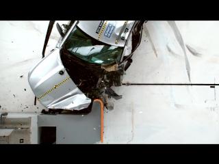 Crash test dodge ram 1500 на скорости 60 км/ч