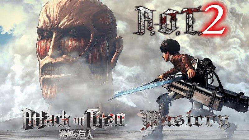 Attack on Titan 2 Pubbliche Relazione in Caserma Parte 5 Gameplay XboxOne X