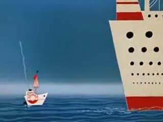 М/ф Катерок 1970 Добрые советские мультфильмы