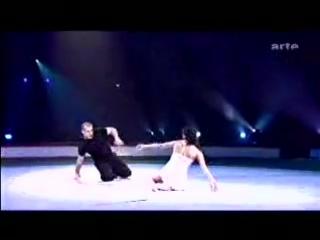 Дико страстный танец!!