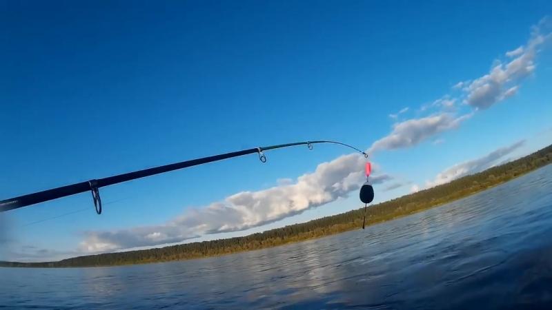 Ловля на балду. Рыбалка на хариуса на покаток (балду). Яркие моменты прошлых сезонов.