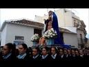 Viernes de Dolores 2018, Pollinica ALHAURIN de la TORRE, marchas de procesion Banda de Musica, 23 03