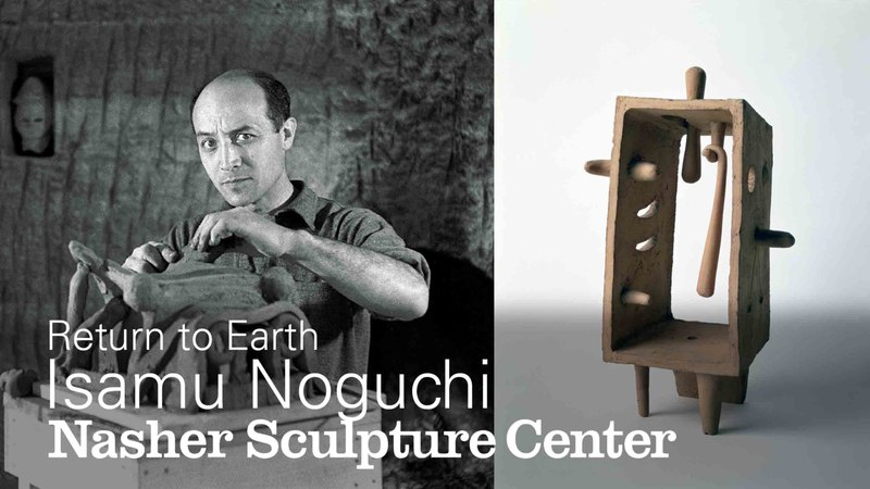 Relating to Nation Relating to Earth The Ceramics of Isamu Noguchi in Return to Earth