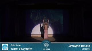 Svetlana Bulash as Galadriel @ Kiev Tribal Fest – Tribal Fairytales Show