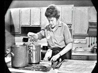 Julia Child The French Chef- Bouillabaisse a la Marseillaise