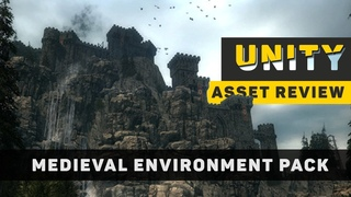 Asset Review: Medieval Environment Pack | Unity 3D