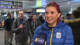 Анна Кривонос, биатлонистка сборной Украины. О дебюте на Кубке мира и итогах сезона 2018/19