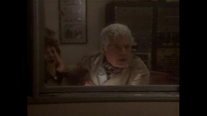 Сумеречная зона 6 сезон 18 серия Часть 3 Фантастика Триллер 1985 1986