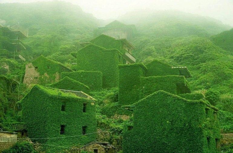 Заброшенная деревня Шенгси, изображение №4