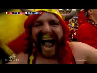 Бельгия 3-2 Япония. Чемпионат мира по футболу FIFA 2018. 1/8 финала. Обзор матча