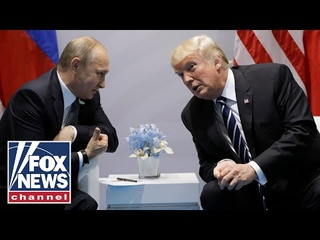 Trump meets one-on-one with Putin