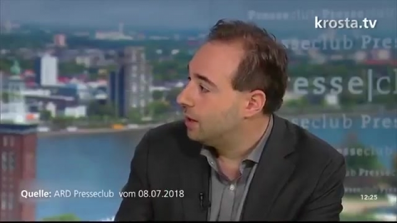 Yascha Mounk fordert Menschen die gegen die Umvolkung protestieren hart zu best