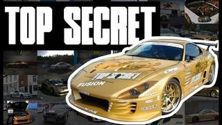 История компании Top Secret начинается с одного невероятно самобытного человека - Кадзухико Нагато, имя которого сегодня является синонимом максимальной скорости.
