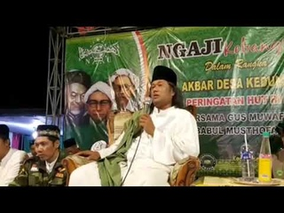 Kisah Ajaib GUS DUR & Pengobatan Indonesia Yang MENGEGERKAN DUNIA ! Pengajian GUS MUWAFIQ