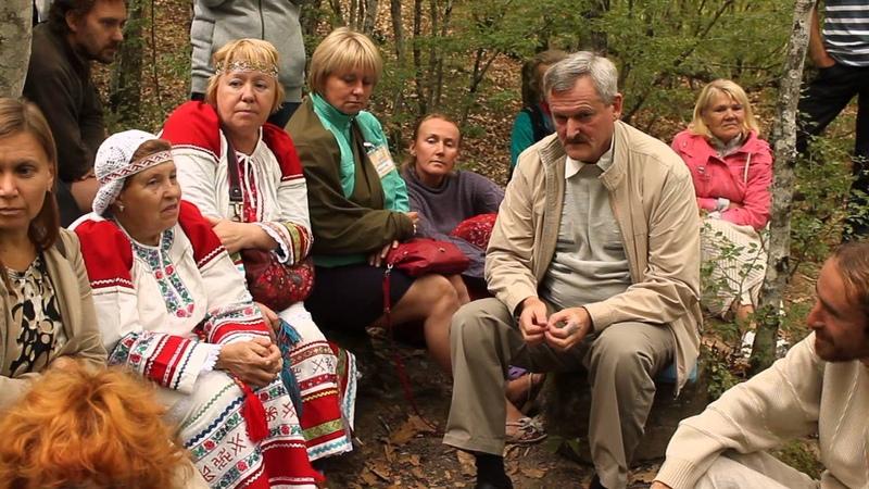 А.Саврасов видео Знания хранимые Дольменами.