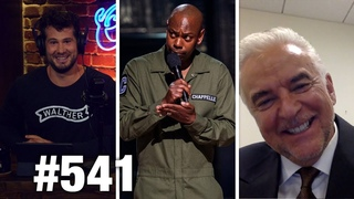 #541 DAVE CHAPPELLE IS THE ENEMY!! | John O'Hurley Guests | Louder with Crowder
