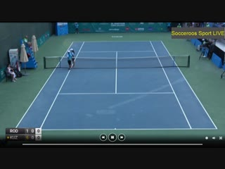 Evgeniya Rodina - Viktoria Kuzmova. ITF Dubai Semifina