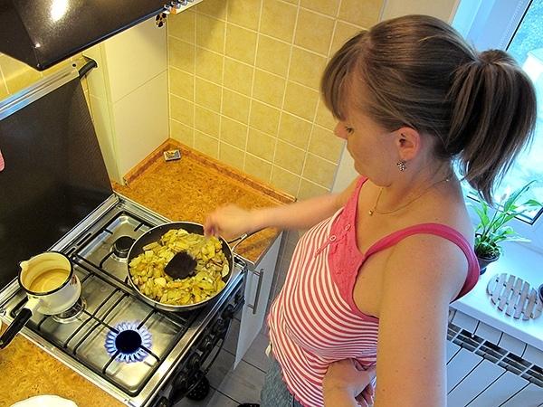 Для чего плиту застилают фольгой?!, изображение №2