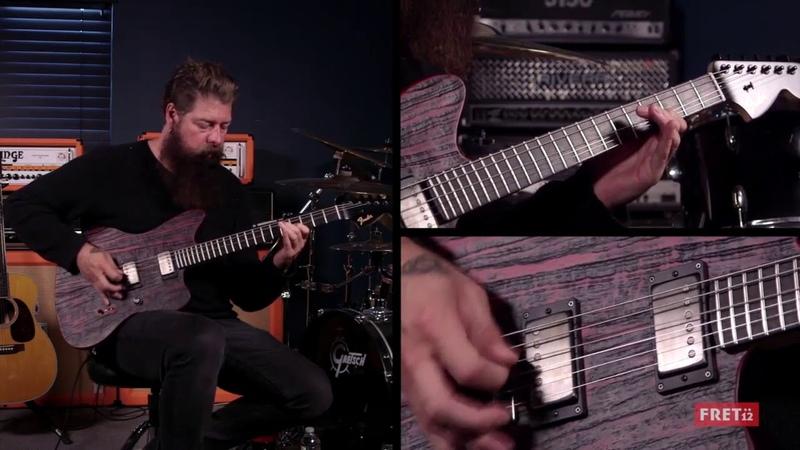 Jim Root - Sarcastrophe (aula de guitarra completa)