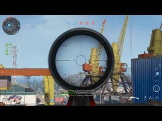The 725 is the hardest sniper to use. Modern Warfare