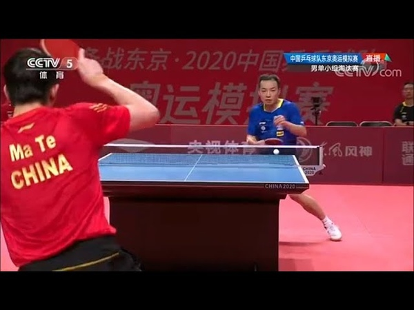 Ma Te vs Ren Hao | Chinese Simulation for Tokyo 2021 (Preliminary Round 1)