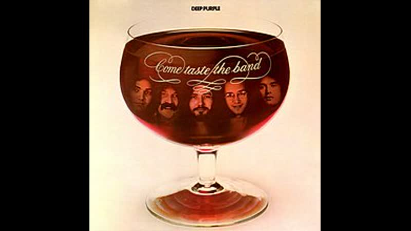 Deep Purple You Keep On Moving Come Taste the Band Tour 1975 1976