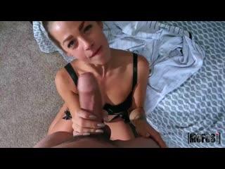 Evelin Stone - Tanned Evelin [Mofos] Blowjob, Teen, POV, Tattoos