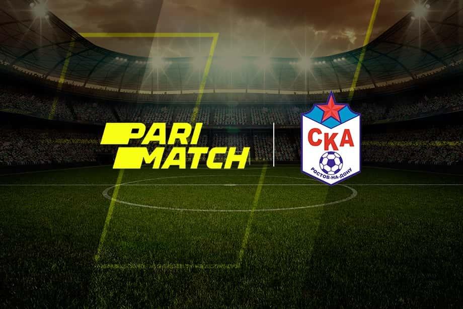 Parimatch стал спонсором ФК СКА Ростов-на-Дону