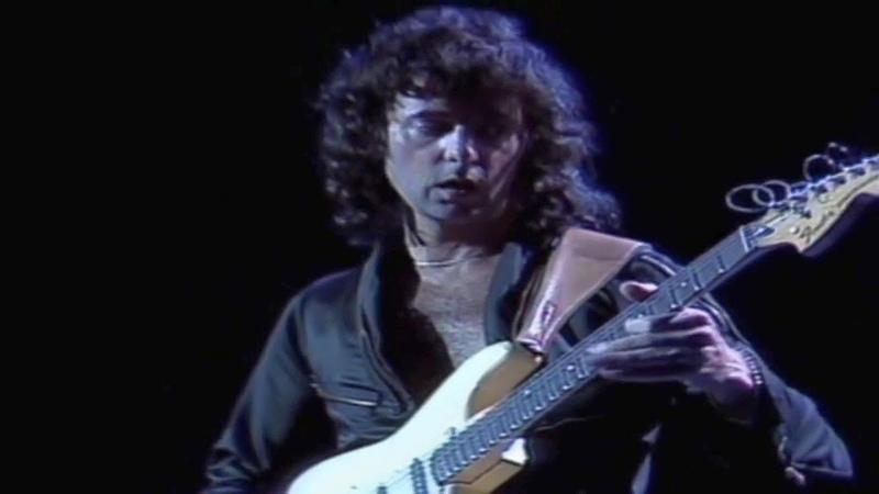 Deep Purple Highway Star Live 1984 HD