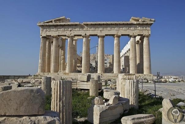 Парфенон: храм покровительницы городов