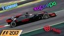 F1 2017 КАРЬЕРА 1 СЕЗОН - БАХРЕЙН КВАЛИФИКАЦИЯ 7