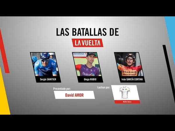 Las batallas de La Vuelta Maillot blanco